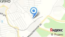 Метаплекс на карте
