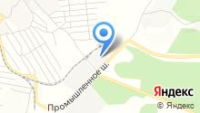 Средневолжский завод металлоконструкций на карте