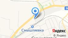 СИЛА-ЦЕНТР на карте