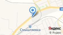 SMP-Carservice на карте