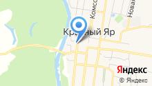 Прокуратура Красноярского района на карте