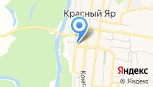 Отдел военного комиссариата Самарской области по Красноярскому району на карте