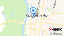 Центральная библиотека им. А.С. Пушкина на карте