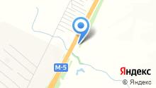 АЗС Эко+ на карте
