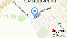 ПриБанБасс на карте