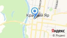 Государственная инспекция Гостехнадзора Красноярского района Самарской области на карте