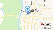 Молгачевский дворик на карте