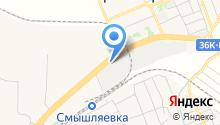 Интерпринт Самара на карте