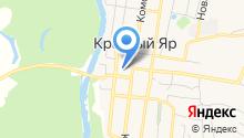 Мясная лавка на Комсомольской на карте