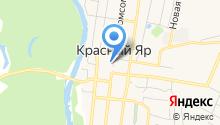 Центр технической инвентаризации на карте