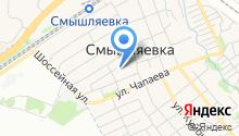 Почтовое отделение №321 на карте