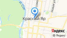 Музей истории Красноярского района на карте