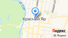 Управление пенсионного фонда РФ Красноярского района на карте