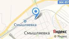 Ателье на Первомайской на карте