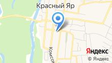 Департамент охоты и рыболовства Самарской области на карте