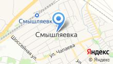 Вжик на карте