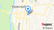 Общество инвалидов Красноярского района на карте