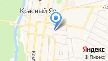 Центр занятости населения муниципального района Красноярский на карте
