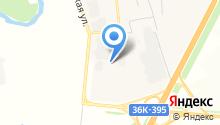 Автотехэкспертиза на карте
