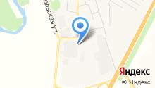 Красноярский хлебокомбинат на карте