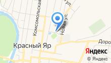 Самарагаз на карте