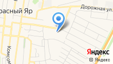 Автогараж на карте