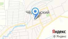 Черновское сельское потребительское общество на карте