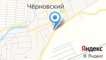 Администрация сельского поселения Черновский на карте