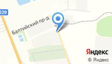 Электрощит, ПАО на карте