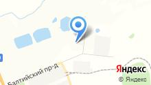 Ангар 818 на карте