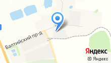Самарские мельницы на карте