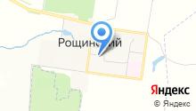 Туристическая фирма на карте