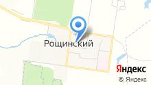 Администрация городского поселения Рощинский на карте