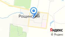 Полигон на карте