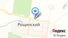 Бакалейный на карте
