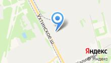 Антикор-Эжва на карте