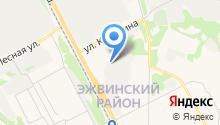 АКБЗ ЗАРЯД на карте