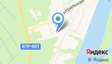 Государственные аптеки Республики Коми на карте