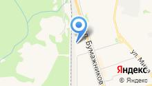 Пожарно-спасательная часть №13 на карте