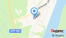 Зеленецкая средняя общеобразовательная школа на карте