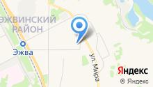 Аква Мастер на карте