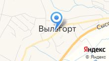 Музей истории и культуры Сыктывдинского района на карте