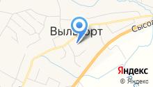 Сыктывдинский районный дом культуры на карте