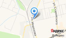 Коми региональный лесопожарный центр на карте