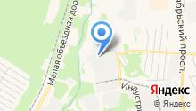 KuzoffService на карте