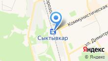 Магазин по продаже непродовольственных товаров на карте