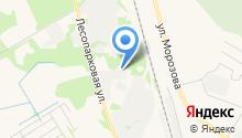 Автотранс на карте