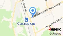 LAMPA на карте