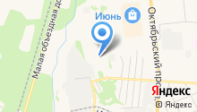 Dixion на карте