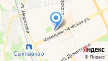АСТРОМЕД на карте